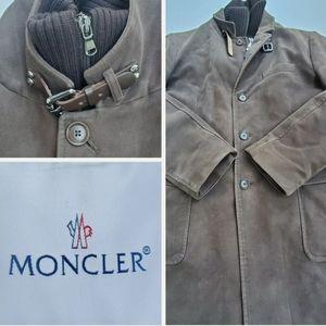 Moncler Mens Thierry Heavy Winter Coat SZ 5 US XXL